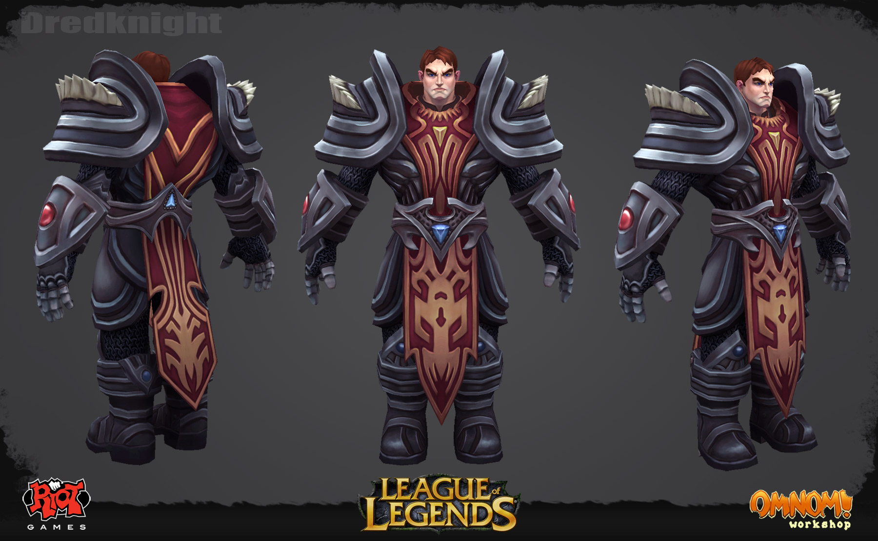 Garen DreadKnight Final - Surrender At Pbe Update New Xerath And Olaf